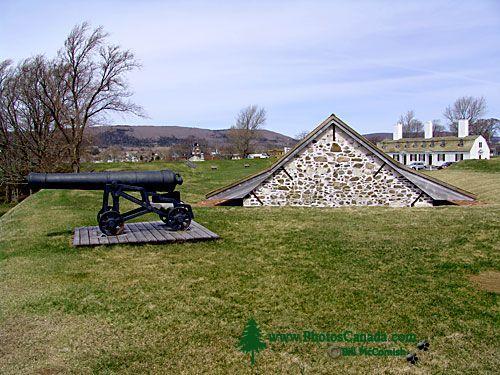 Fort Anne - Canada National Historic Site, Annapolis, Nova Scotia, Canada 08