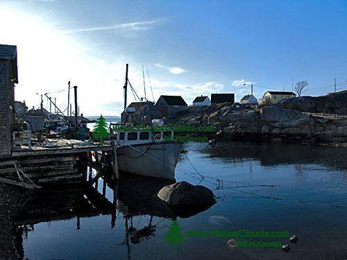 Peggys Cove at Dusk, Nova Scotia, Canada 17