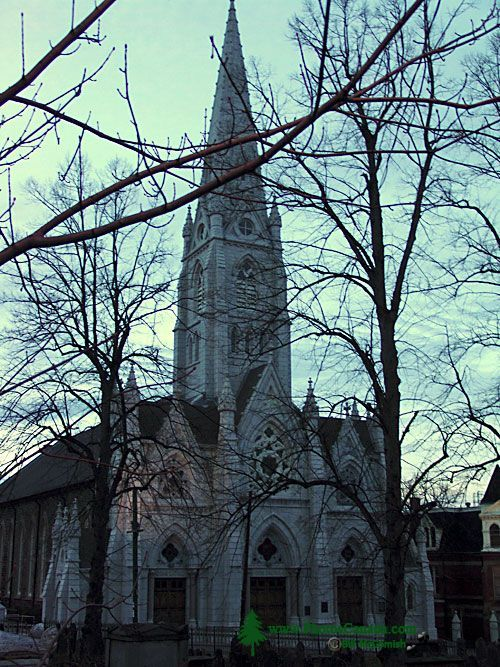 St.Mary's Cathedral, Halifax, Nova Scotia, Canada 04