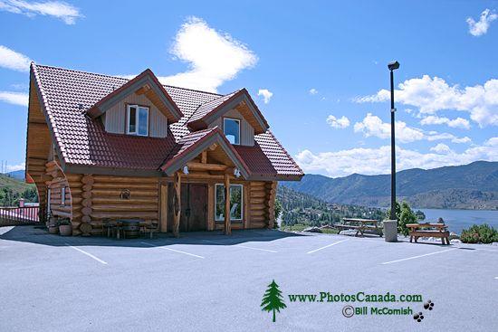 Okanagan Falls Wine Region, British Columbia CM11-005