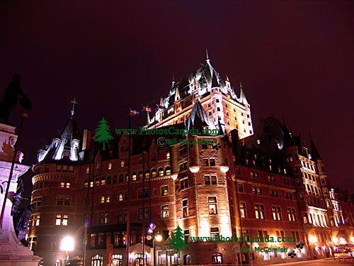 Chateau Frontenac, Quebec City, Quebec, Canada  21