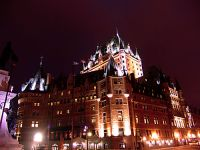 Chateau Frontenac, Quebec City, Quebec, Canada  21