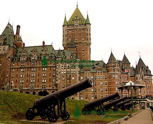 Chateau Frontenac, Quebec City, Quebec, Canada  22