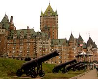 Chateau Frontenac, Quebec City, Quebec, Canada  22