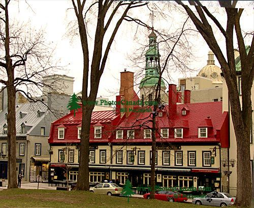Vieux-Québec City, Old Town Quebec City, Quebec, Canada 26