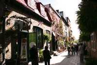 Old Town Quebec 2007, Quebec, Canada CM11-20
