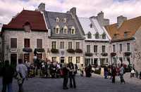 Old Town Quebec 2007, Quebec, Canada CM11-16