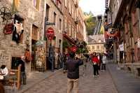 Old Town Quebec 2007, Quebec, Canada CM11-13