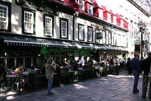 Old Town Quebec 2007, Quebec, Canada CM11-03