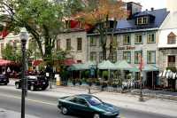 Old Town Quebec 2007, Quebec, Canada CM11-25