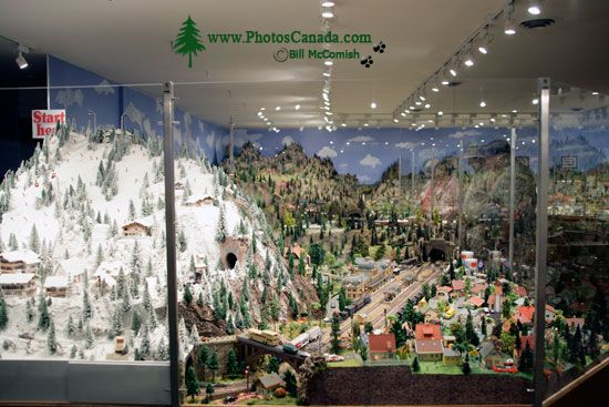 Osoyoos Desert Model Railroad, Osoyoos, British Columbia, Canada CM11-002