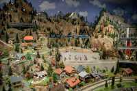 Osoyoos Desert Model Railroad, Osoyoos, British Columbia, Canada CM11-005