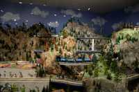 Osoyoos Desert Model Railroad, Osoyoos, British Columbia, Canada CM11-009