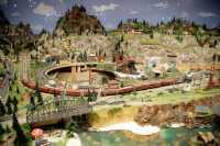 Osoyoos Desert Model Railroad, Osoyoos, British Columbia, Canada CM11-012