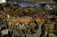 Osoyoos Desert Model Railroad, Osoyoos, British Columbia, Canada CM11-013