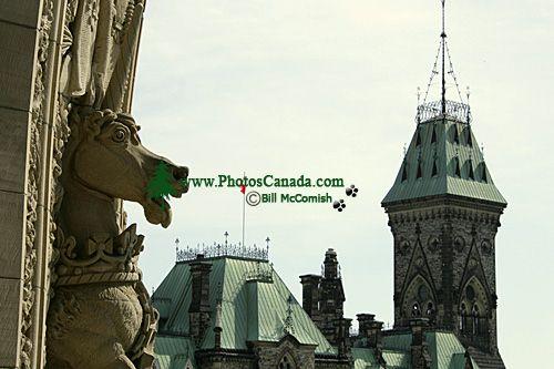 Parliament Buildings, Ottawa, Ontario, Canada CM11-01
