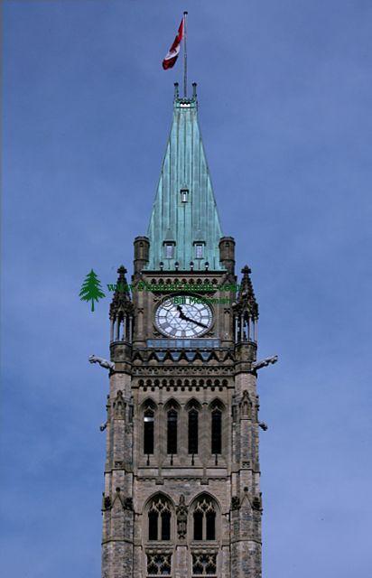 Parliament Buildings, Ottawa, Ontario, Canada CM11-02