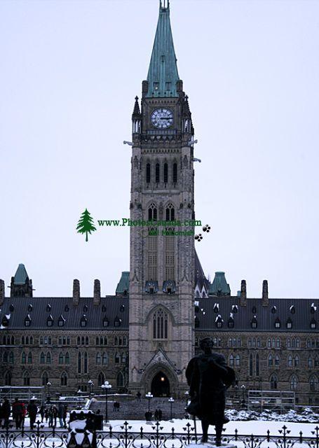 Parliament Buildings, Ottawa, Ontario, Canada CM11-03