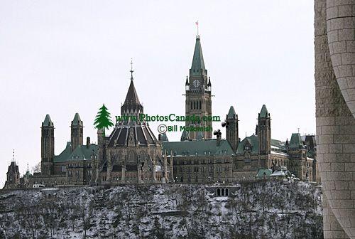 Parliament Buildings, Ottawa, Ontario, Canada CM11-05