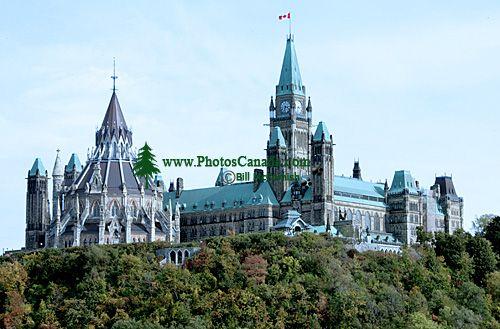Parliament Buildings, Ottawa, Ontario, Canada CM11-06