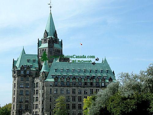 Parliament Buildings, Ottawa, Ontario, Canada CM11-07