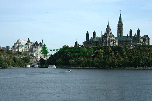 Parliament Buildings, Ottawa, Ontario, Canada CM11-08