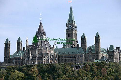 Parliament Buildings, Ottawa, Ontario, Canada CM11-09