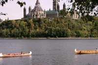 Parliament Buildings, Ottawa, Ontario, Canada CM11-23