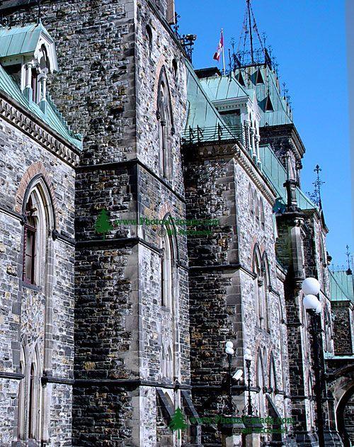 Parliament Buildings, Ottawa, Ontario, Canada  03