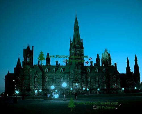 Parliament Buildings, Ottawa, Ontario, Canada  01