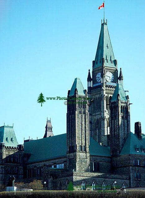Parliament Buildings, Ottawa, Ontario, Canada  04
