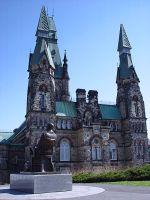 Parliament Buildings, Ottawa, Ontario, Canada  08