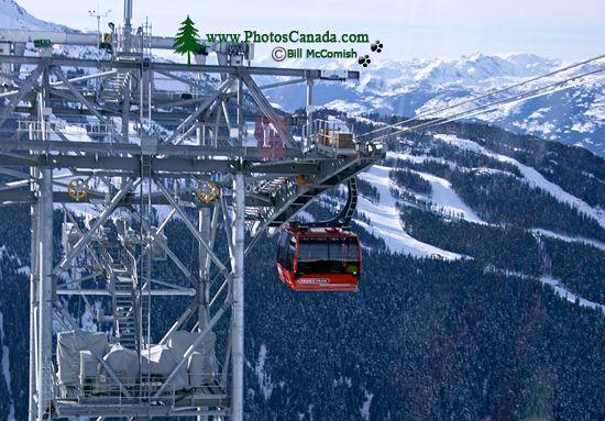 Peak 2 Peak Gondola Whistler, British Columbia, Canada CM11-02