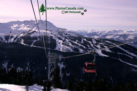 Peak 2 Peak Gondola Whistler, British Columbia, Canada CM11-03