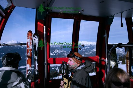 Peak 2 Peak Gondola Whistler, British Columbia, Canada CM11-05