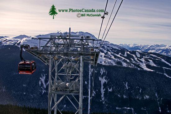 Peak 2 Peak Gondola Whistler, British Columbia, Canada CM11-06