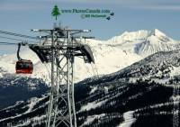 Highlight for Album: Peak 2 Peak Gondola Whistler,  British Columbia Stock Photos, Stock Photos Whistler, British Columbia, Canada,