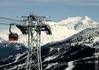 Peak 2 Peak Gondola Whistler, British Columbia, Canada CM11-07