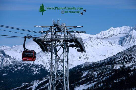 Peak 2 Peak Gondola Whistler, British Columbia, Canada CM11-08