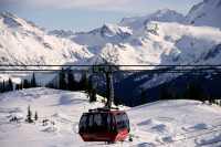 Peak 2 Peak Gondola Whistler, British Columbia, Canada CM11-09