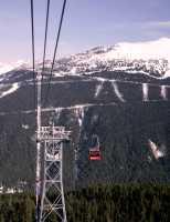 Peak 2 Peak Gondola Whistler, British Columbia, Canada CM11-21