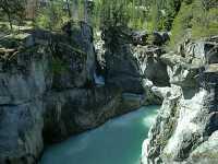 Nairn Falls, Pemberton, British Columbia, Canada CM11-18