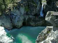 Nairn Falls, Pemberton, British Columbia, Canada CM11-17