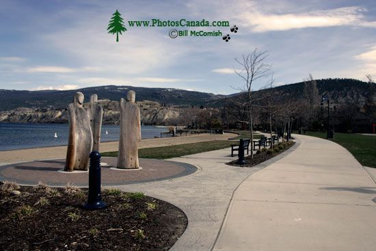 Penticton, Okanagan Lake Waterfront, British Columbia, Canada CM11-001