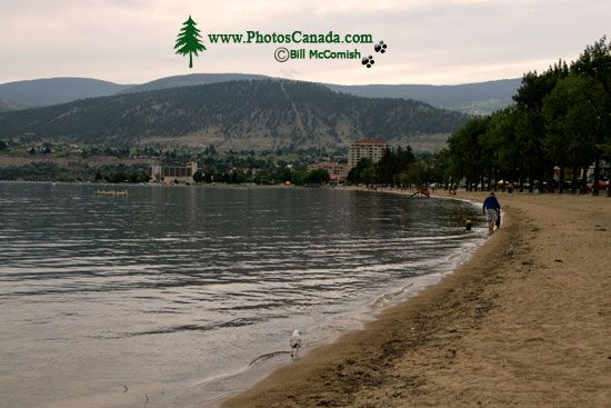 Penticton, Okanagan Lake Waterfront, British Columbia, Canada CM11-006