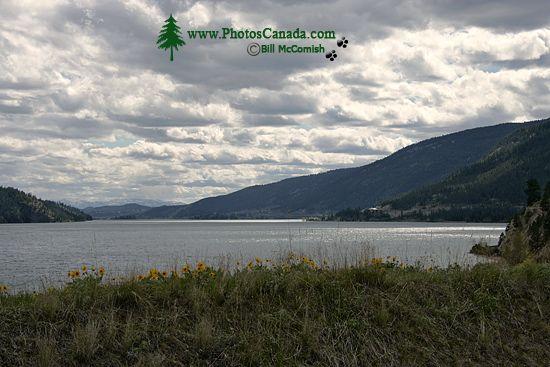 Kalamalka Lake Penticton, British Columbia, Canada CM11-010