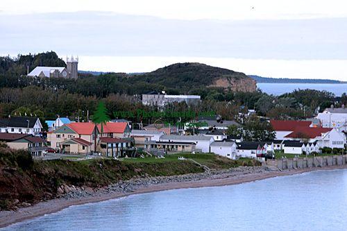 Perce, Gaspe Peninsula, Quebec, Canada CM11-09