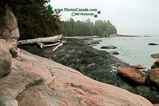Port Renfrew Botanical Beach, Vancouver Island CM11-008