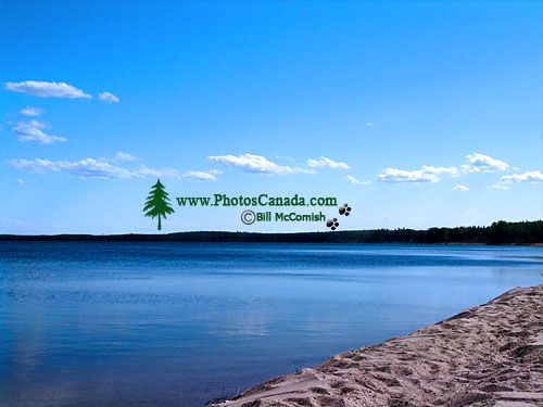 Sandy Lake, Prince Albert National Park, Saskatchewan, Canada   06