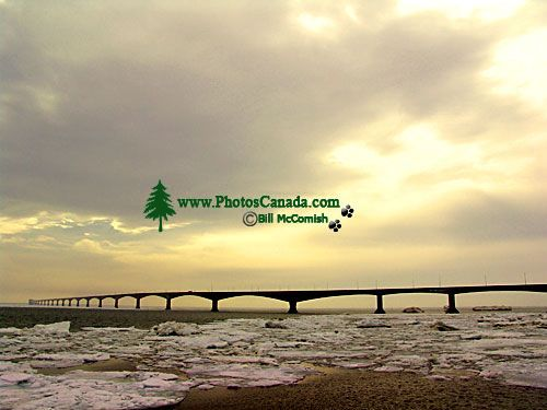 Confederation Bridge, Prince Edward Island, Canada 01
